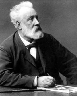El genio Julio Verne descubrió internet en 1863