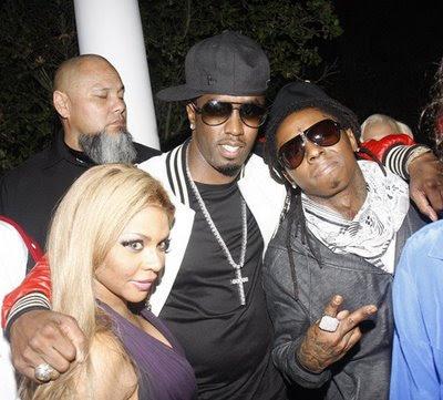Nova Música: Diddy feat. Lil Wayne & Justin Timberlake - Shades
