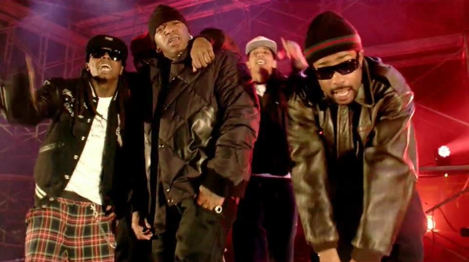 Foto do Clipe do Lil Wayne & Birdman - Fire Flame (Remix)