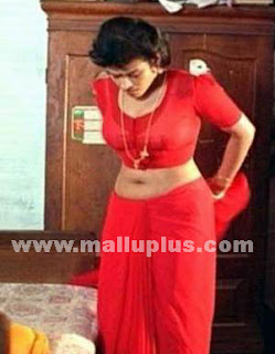 South Indian Masala Actress Disco Shanthi Saree Change Pics -blouse ...