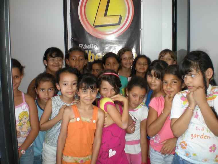 Fotos Na Rádio Liberdade FM
