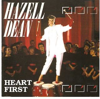 HAZELL DEAN - heart first LP 1984