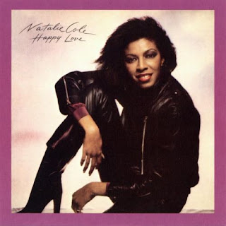NATALIE COLE - happy love LP 1981