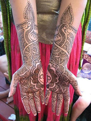 bridal mehndi designs for hands. Official Wedding Mehndi