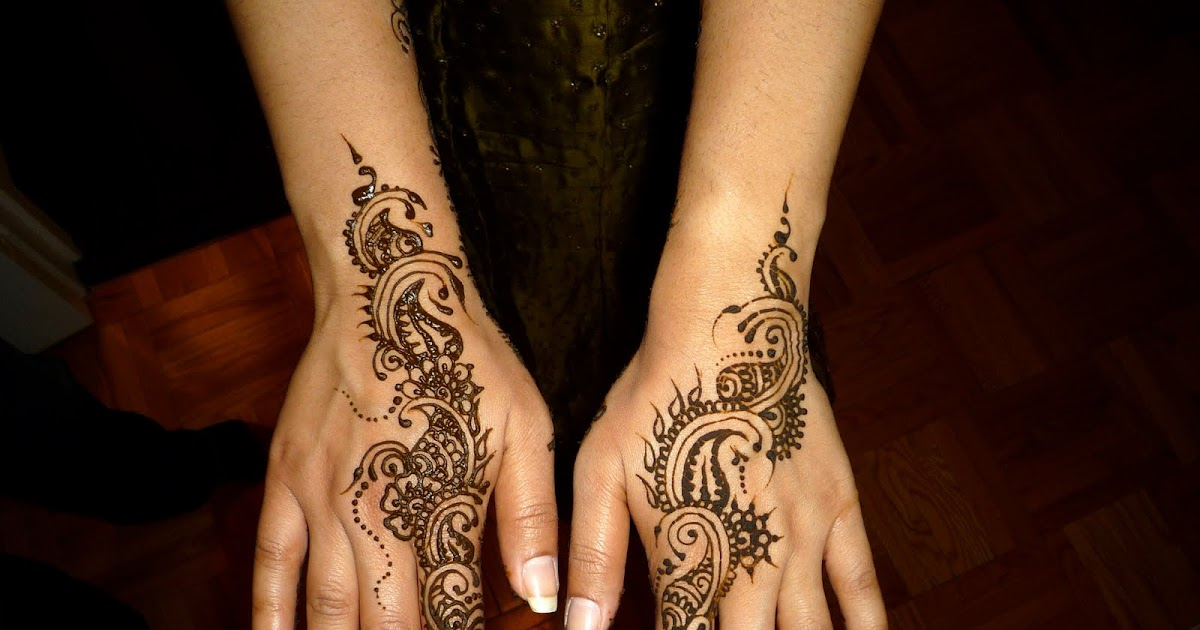 Indian Mehndi Images Patterns Images Book For Hand Dresses ...