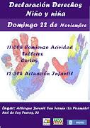 Fiesta del Día del Niño en Ombucito
