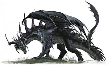 One dangerous Fire Dragon