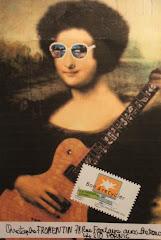 Mona Lisa rock'n roll