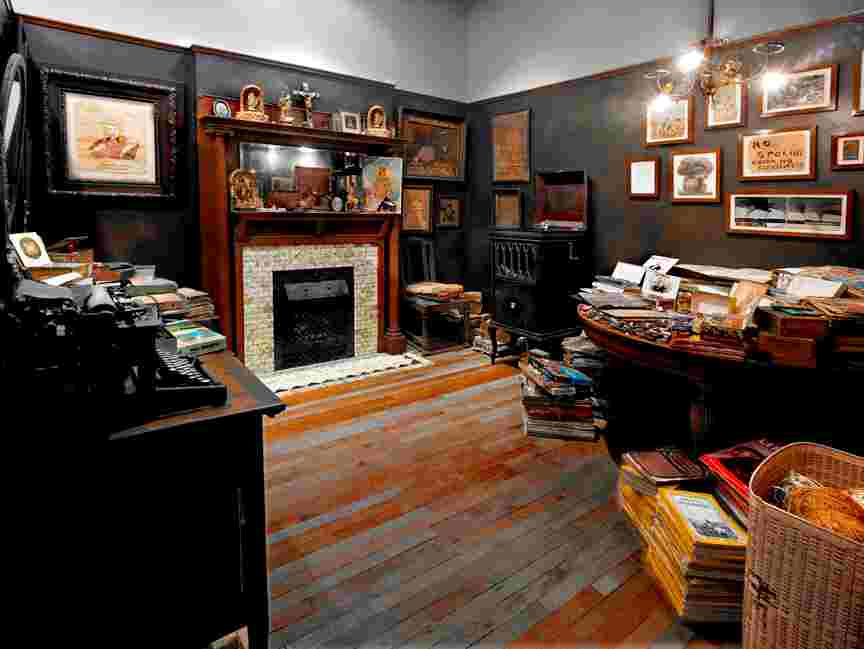 Studio Chicago Blog: The Henry Darger Room Collection