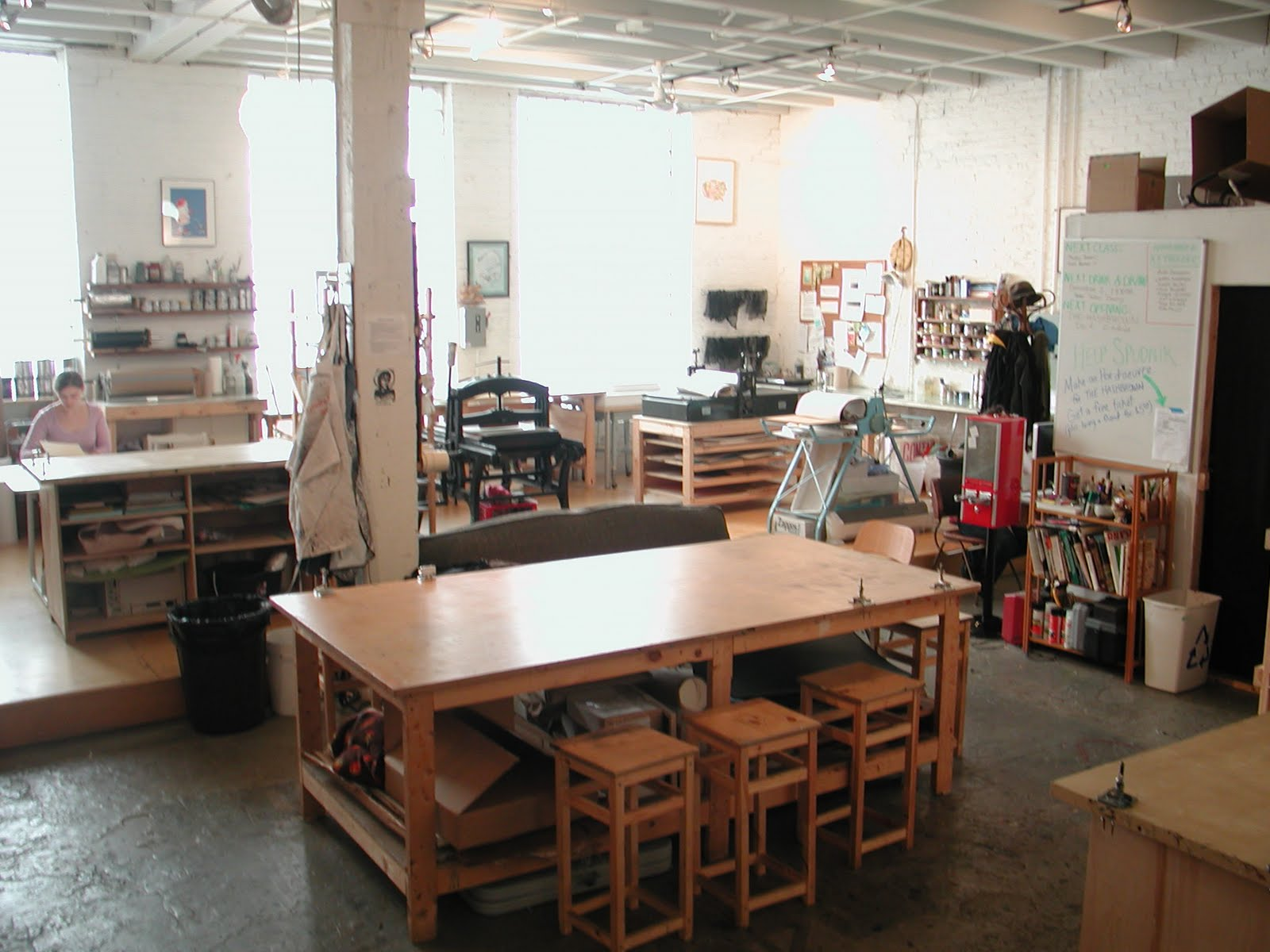 Studio Chicago Blog The Benefits Of A Shared Studio Space