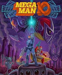 Mega Man 10 video game