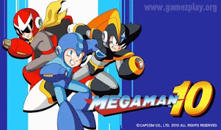 mega man 10 video game