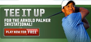 tiger wood pga free golf game