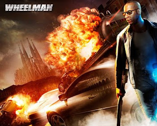 Wheelman video game