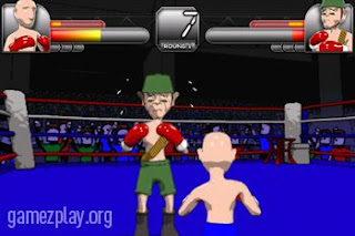 smack boxing video game