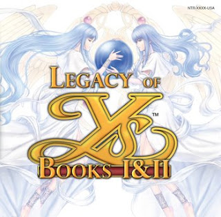 Legacy of Ys books I&II
