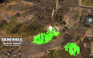 Free Command and Conquer Generals Black Sheep