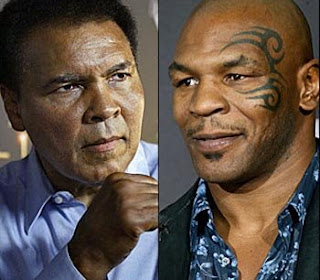 muhammad ali and mike tyson game