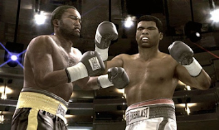ali in fight night round 4 video game