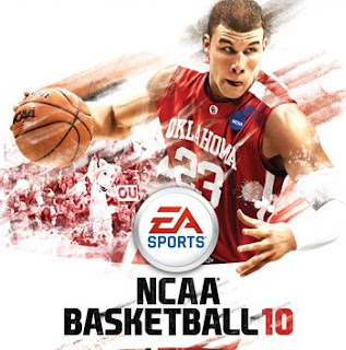 Draft Pick Blake Griffin is box Athlete of EA SPORTS NCAA Basketball 10