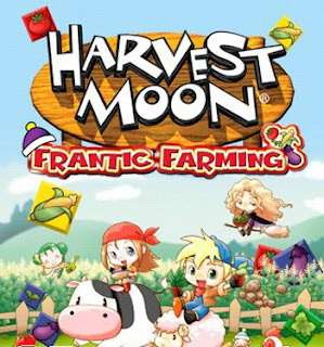 harvest moon iphone puzzle game