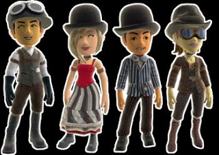xbox avatar clothes show