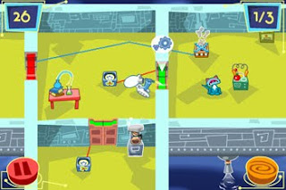 timeloop warp puzzle game screenshot