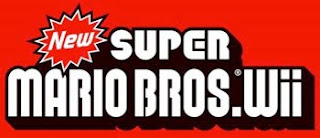 new super mario bros wii logo