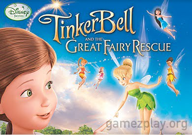 NDS - Disney Fairies: Tinkerbell  and  the Great Fairy Rescue (2010) (USA)