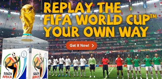Replay the FIFA South Africa World Cup your own way