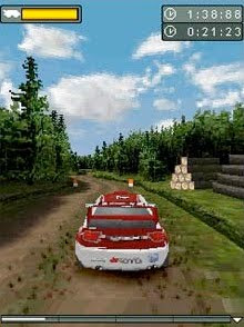 Rally master Pro screenshot
