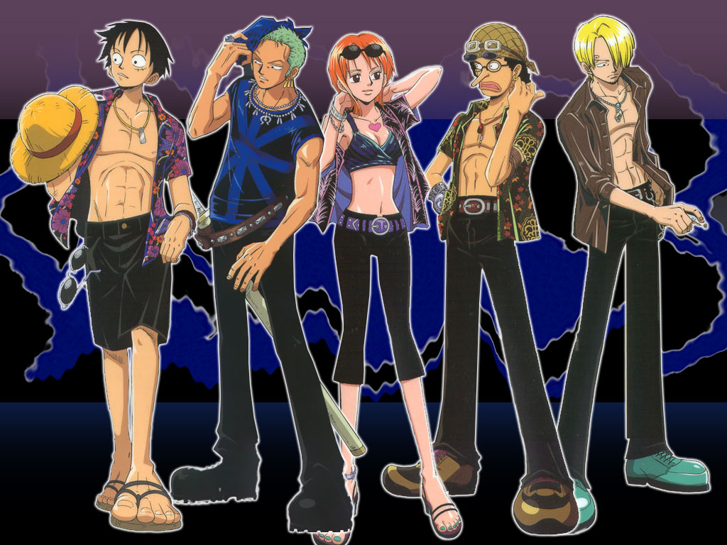 One Piece HD & Widescreen Wallpaper 0.194022572021181