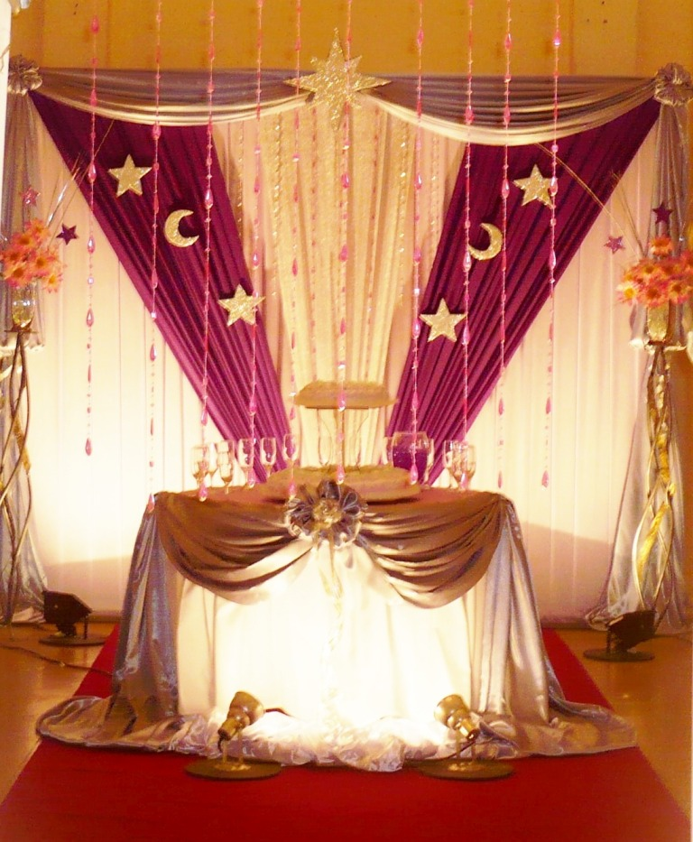 Star magic decoracion de fiestas y eventos 15 a os for Decoracion y ambientacion de eventos