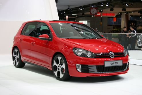 Vw Golf 6 White. vw golf 6 gti pictures