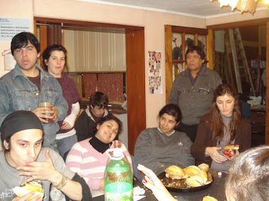 PABLO,WILL,STEFFY,RODRI, MAIRA,CECI AGUS