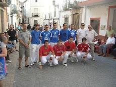 Partida de festes Castells 2010