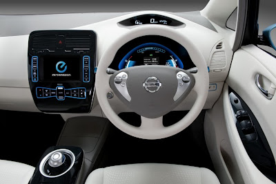 NISSAN LEAF - The Electric Car