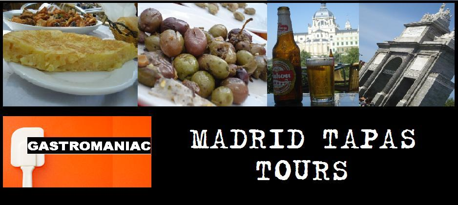 Madrid Tapas Tours