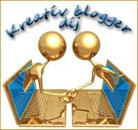 Kreatív bloger díjat kaptam Kerától