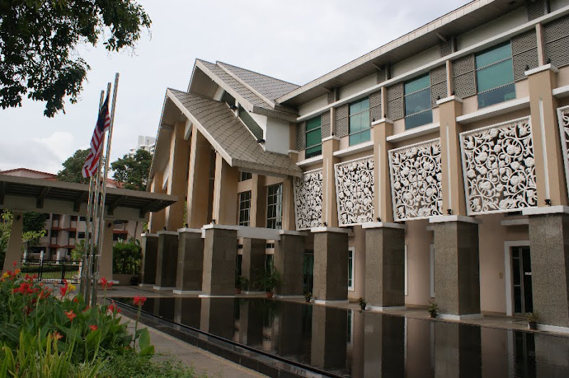 long dress malaysia high commission