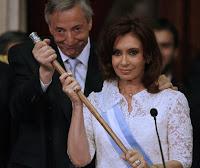 Cristina Fernández, presidente de Argentina Análisis de la presidencia realizado por susana colucci y publicado en Horoscopia Astrología