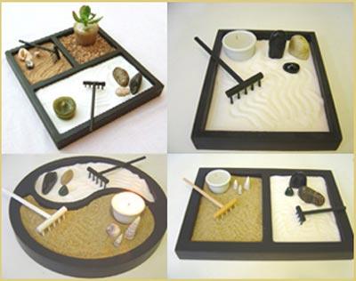 Jardín Zen. Cómo armar su propio jardín y cómo este la ayudará. Jardin-zen