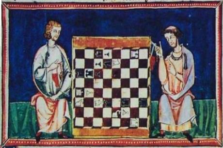 geschiedenis schaken