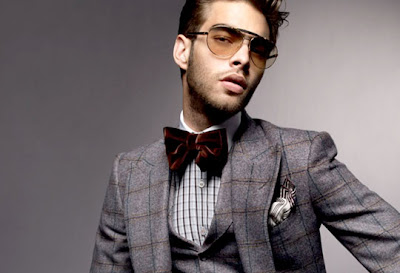 bow tie fashion men