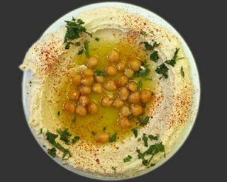 Hummus with tahini arabic food recipes forumfinder Image collections