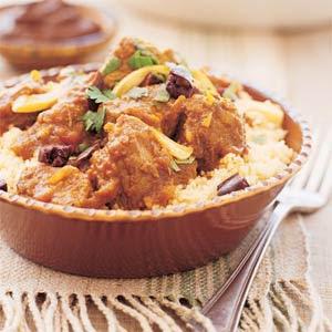 Moroccan lamb tagine recipe easy recipe for lamb tagine - Moroccan cuisine recipes ...