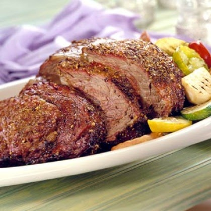 how to cook a beef rib roast