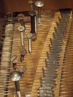Prepared Piano History | RM.