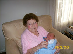 Great Grandma Warren 5/12/1916 - 2/7/2009