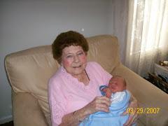 Great Grandma Warren 5/12/1916 - 2/7/2009